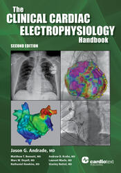 Cover image of Clinical Cardiac Electrophysiology Handbook, Second Edition