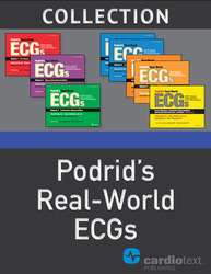 Cover image of Podrid Real-World ECGs Complete Collection