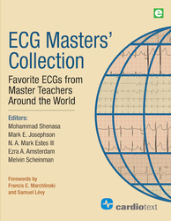 Cover image of ECGMasters' Collection