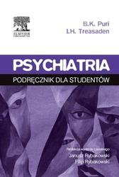 Cover image of Psychiatria. Podręcznik dla studentów