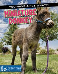 Miniature Donkey - Encyclopedia Britannica